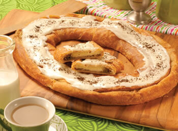 Irish Cream Kringle