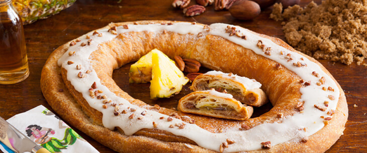 Viking Vacation Kringle