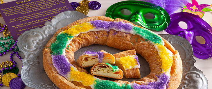 King Cake Kringle