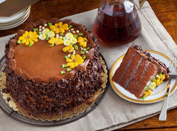King's Chocolate Layer Cake