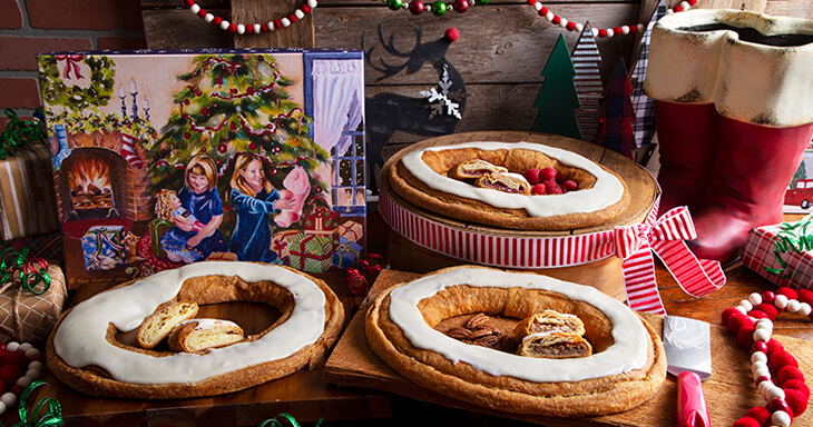 Item #: G03K - Kringle Kris Kringle