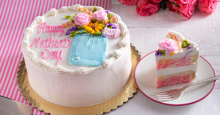 Item #: 480M - Mother's Day Layer Cake