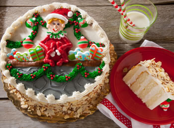Nisse the Elf's Layer Cake