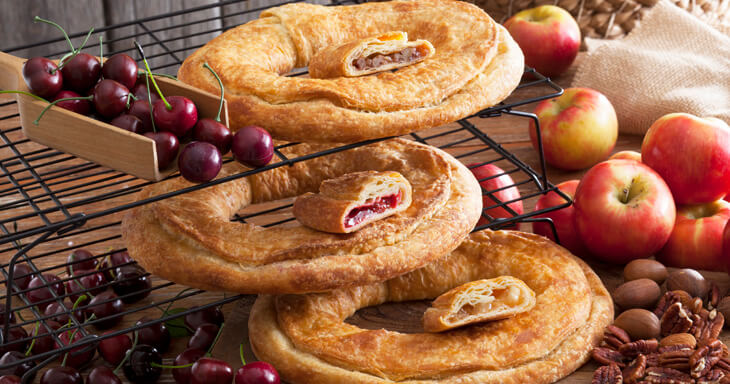 Item #: NASK - No Added Salt and Sugar Kringle