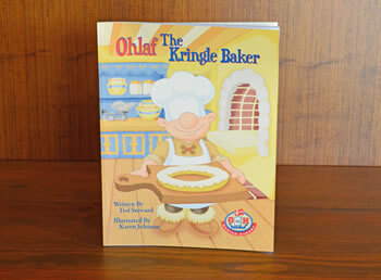 Ohlaf the Kringle Baker