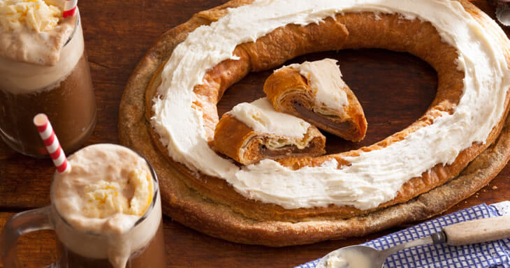 Item #: S123 - Root Beer Float Kringle