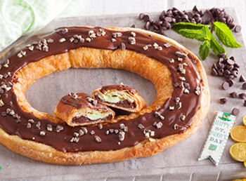 St. Paddy's Kringle