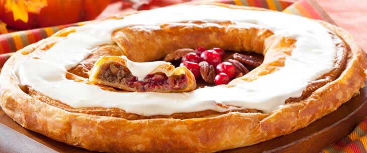 "Thanksgiving ""Stuffed"" Kringle"
