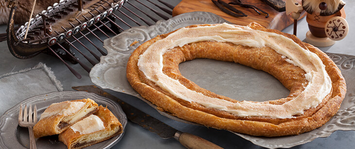 Viking Toast Kringle