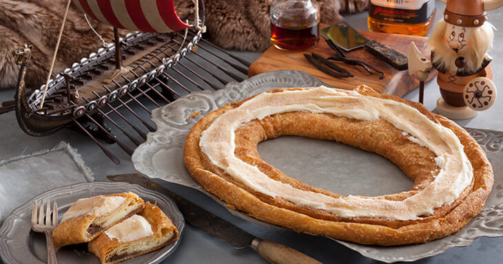 Item #: S102 - Viking Toast Kringle