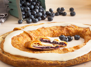 Wild Blueberry Kringle (150)