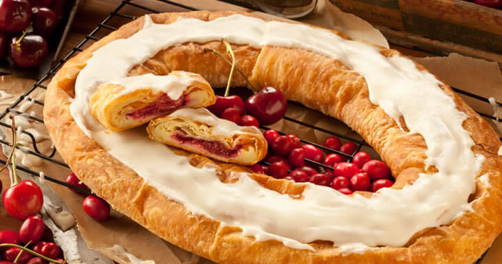 Wisconsin Kringle O H Danish Bakery Of Racine Wisconsin